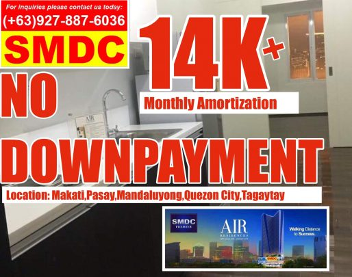 Air Residences at Makati city